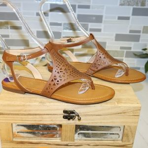 🆕Jessica Simpson Brown sandals